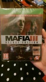 Mafia 3 III Deluxe Edition Xbox One (New)