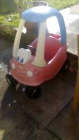 *Toddlers car *