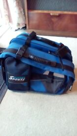 Oxford motorcycle / bike panniers / soft luggage