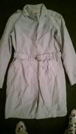 JIGSAW Ladies Parker Jacket Size 12 UK