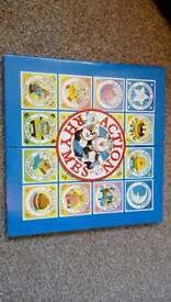 Action Rhymes nursery mini book pack