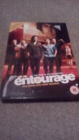 Entourage Season 1 DVD Box Set Free Delivery