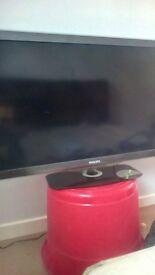 "40"" Phillips ambilight HD tv"