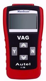 Autel VAG 405 OBD2 OBDII Car Code Diagnostic Scanner (VW/AUDI/SKODA/SEAT