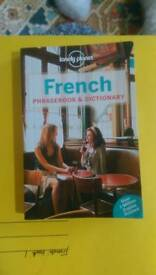 French phrasebook and dictionary