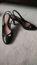 Size 6.5 work heels