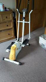 Elite cross trainer, excellent machine £45 ONO