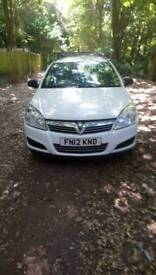 VAUXHALL ASTRA VAN 2012 1.7CDTI ONE OWNER