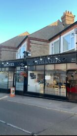 Famous local Fish&Chips Restaurant & Take Away for Sale