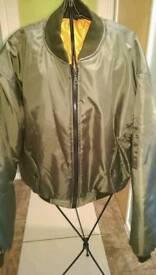 Gents Khaki jacket New large