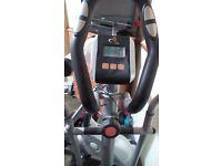 V-Fit Cross Trainer Exercise Bike.