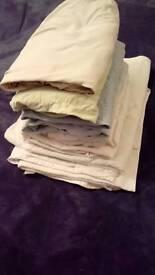 Cot-Bed sized bedding bundle