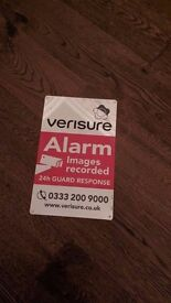 alarm , security system . last generation , for your home or business