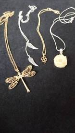 Quality pendants various all New in a gift bag.silly price each to sell