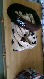TRAMPS PET BED