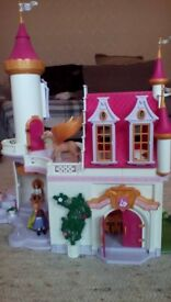 Playmobil princes fantasy fairy tale castle 5997