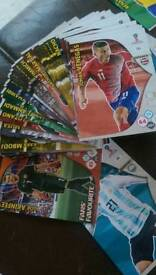 World Cup Cards Panini Adrenalyn