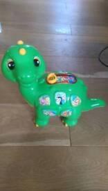 Talking dinosaur in Italian