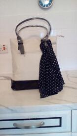 ***Great New Bag n Scarf ***