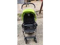 Oyster Pushchair with extras