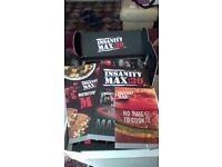 Insanity max 30 dvd's