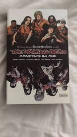 Walking Dead Compendium 1 - Excellent condition