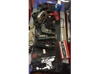 Job lots of electric tools - read description
