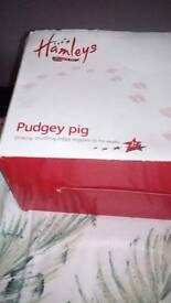 Hamleys movers and shakers pig
