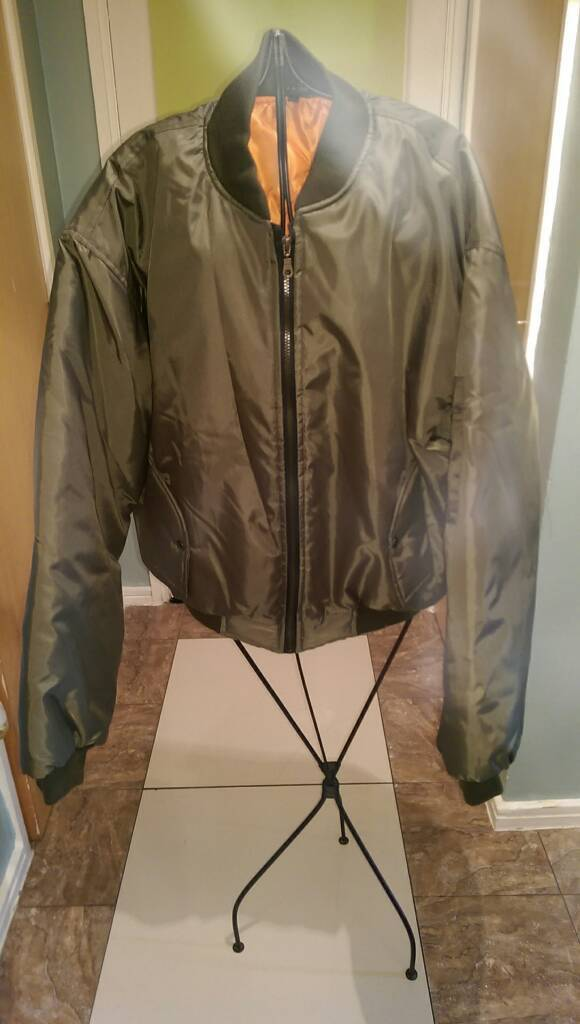 Gents Bomber Jacket New no Tags size XL