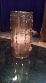 Gorgeous candle holder