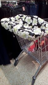 Balboa Baby supermarket trolley and highchair cover