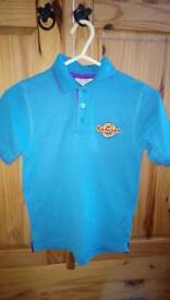 Beavers blue top