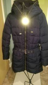 Zara size M Quilted Coat