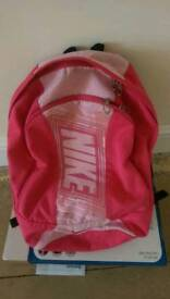 Sports bag and a small ladies bag