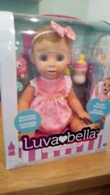 Luvabella Doll. Brand new in box. Free Postage