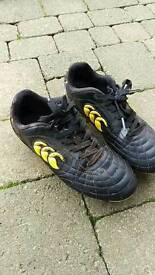 Boys rugby football boots size 1