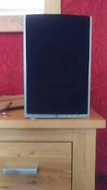 Bookshelf/rear surround pair of Wharfedale speakers
