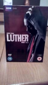 Luther Box Set