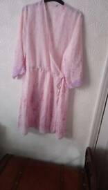 Lightweight m&s dressing gown new 12/14
