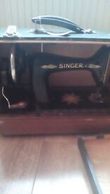 RARE SINGER SEWING MACHINE