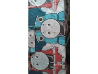 Thomas and Friends duvet cover and pillow case