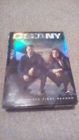 CSI:N.Y. Complete Season 1 Dvd Box Set Free Delivery