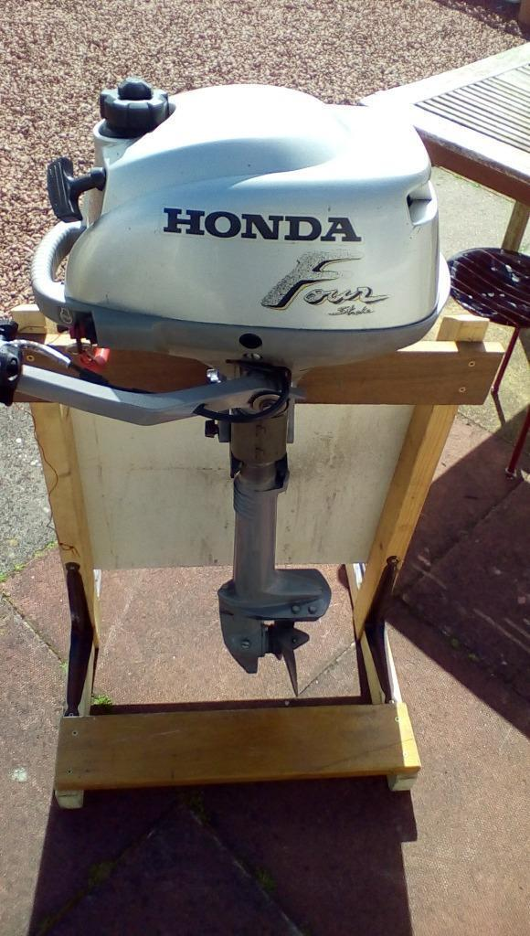 Honda 2 hp 4 stroke outboard buy sale and trade ads for Honda 2 5 hp outboard motor