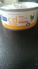 Hill's Prescription Diet c/d Feline 156g
