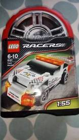 Lego racers 8121 track Marshall car 6-10 brand new