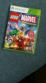 Lego Marvel Super Hero's Xbox 360