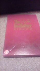 The Godfather Collection Dvd Box Set Free Delivery