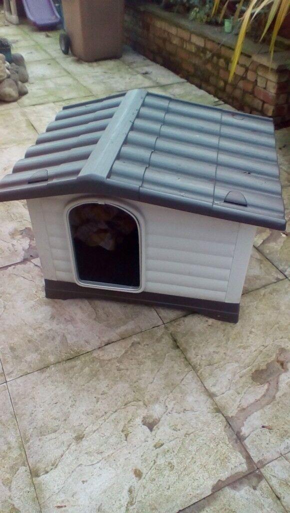 Dog kennel. Ferplast Dogvilla90.