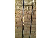 ABU GARCIA pike/carp 12ft fishing rod