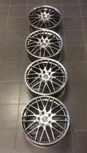 "18"" Enkei EKM3 Wheels for BMW 3 series, 4 series"